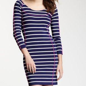 Jessica Simpson Stipe Dress